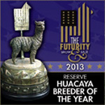 2013 Futurity Breeder of the Year